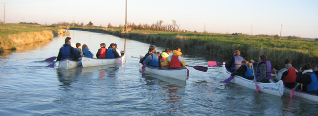 Canoe - Kayak-notredamedemonts
