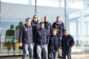 Equipe Pôle Nautique Notre Dame de Monts